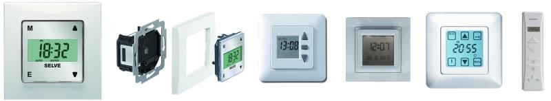 Zeitschaltuhren - Schalter