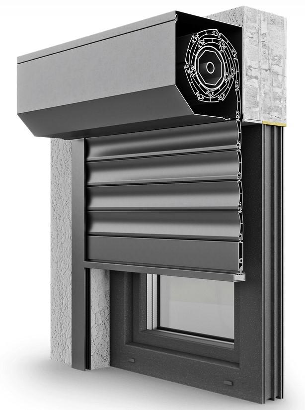 Sicherheits-Rolladen - RC3 zertifiziert