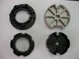Rohrmotor mit Adapter für Markisenwellen