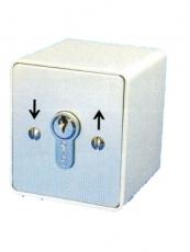 Schlüsselschalter für Rolladenmotore