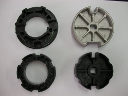 Funk-Rohrmotor mit Adapter für Markisenwellen