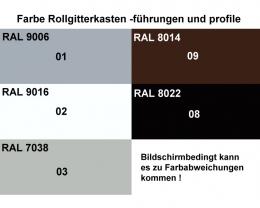 Sicherheits-Rolladen, RC3 zertifiziert