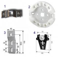 SELVE Standardantriebe der SP Baureihe