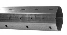 60er 8-kt.-Rolladenwelle verstärkt
